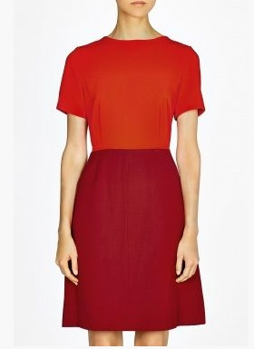 Marc by Marc Jacobs tonal dress