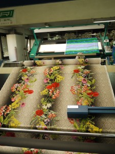Digital textile printing at Avantgard