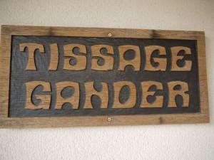 Tissage Gander
