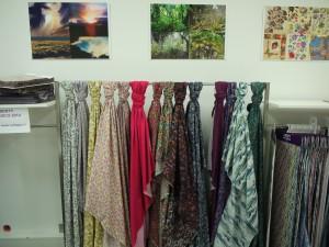 Liberty Art Fabrics at Munich Fabric Start