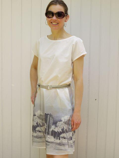 April Rhodes Staple dress.