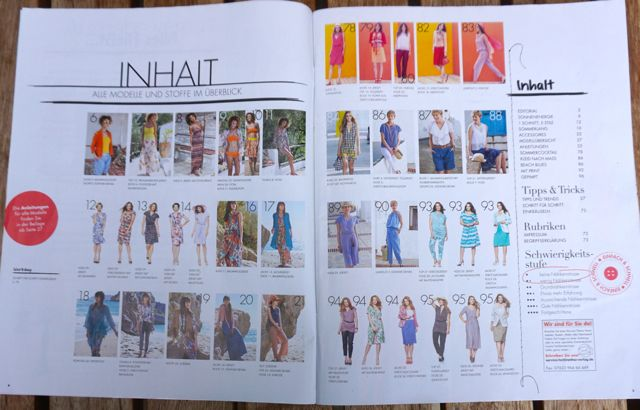 fashion style contents