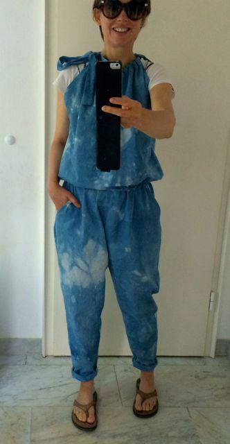 fashion style jumpsuit